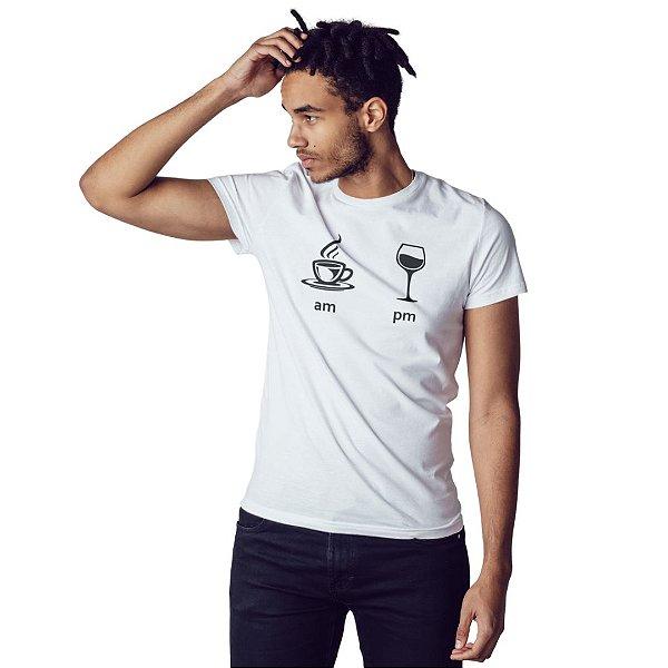 Camiseta Am Pm - Masculina