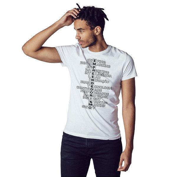 Camiseta Empreendedorismo - Masculina