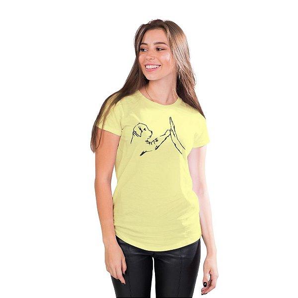 T-Shirt Amizade - Feminina