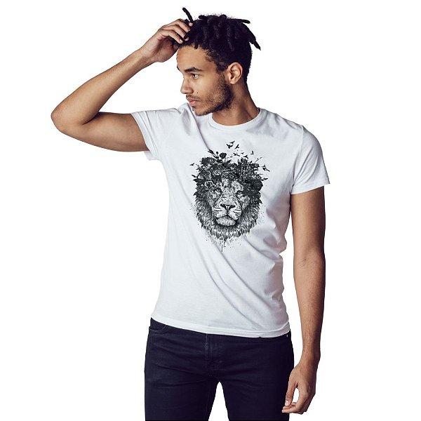 Camiseta Natureza Real - Masculina