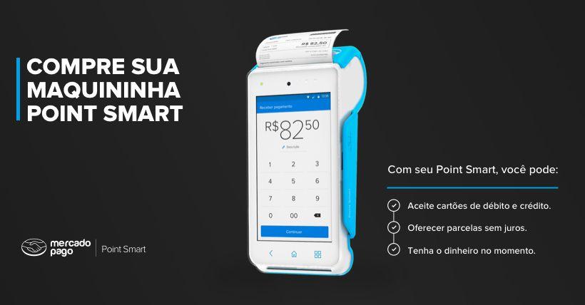 Kit's Maquina De Cartão Point Smart 10 Unidades (Revendedores ) - Revenda  JFA