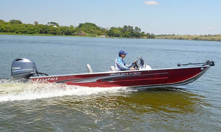 Barco Levefort Apolus Fish Freestyle Levedeck - Versão 550