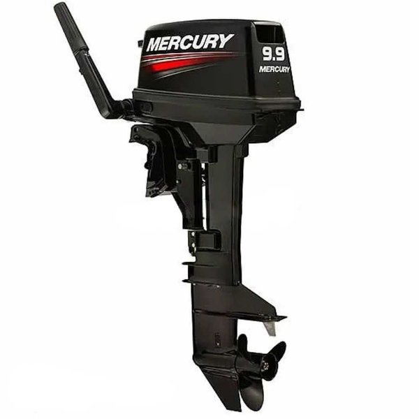 Motor de popa Mercury  9.9 HP 2T Preço P. Rural e PJ