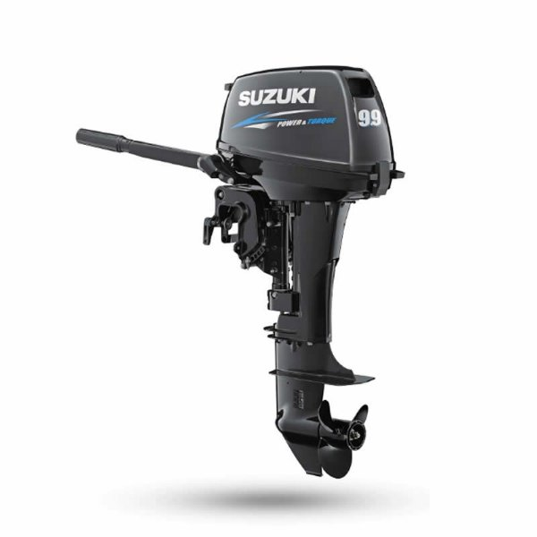 Motor de popa Suzuki 9.9HP 2T - Preço apenas para PJ