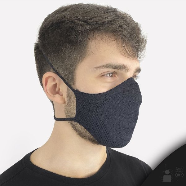 Máscara Aquecce MRL4 Amni® Virus-Bac Off