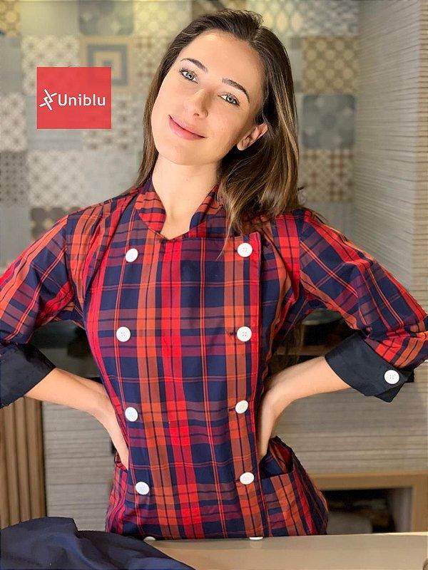 Camisa Chefe Cozinha - Dolman Stilus - Lord - Uniblu