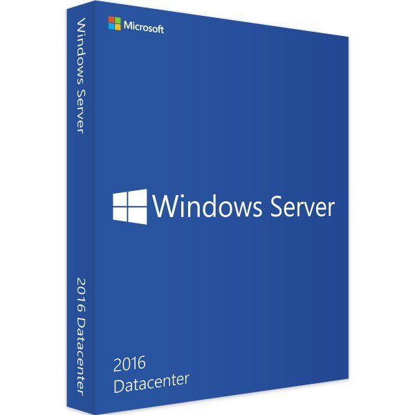 Windows Server 2016 Datacenter - Licença Vitalícia + Nota Fiscal