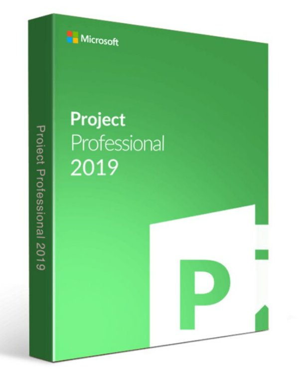 Project 2019 Professional - 32/64 BITS - Licença Vitalicia + Nota Fiscal