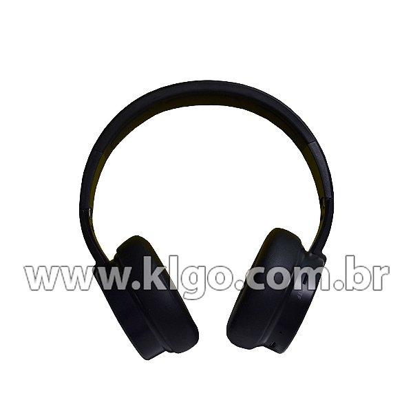 Fone de Ouvido Headset Bluetooth KLGO B6