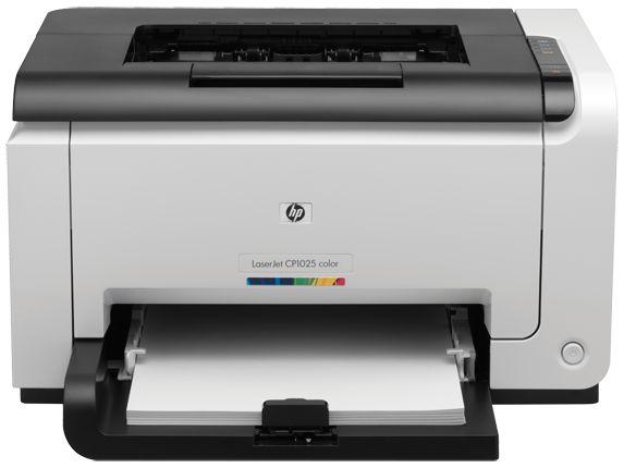 Impressora Laser Colorida HP laserjet Pro CP 1025