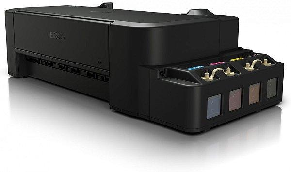 Impressora Epson L120 SUBLIMÁTICA + 4 frascos de tinta de 130ml