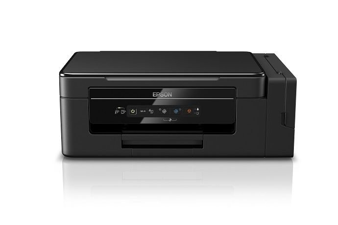 Impressora EPSON L396 ECOTANK  WI-FI DIRECT com 520ml de Tinta Original Inktec corante ( Substituta da EPSON L395 )