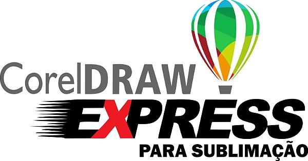Curso Corel Draw EXPRESS para sublimação - PRESENCIAL