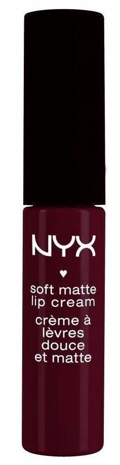 Batom Líquido Soft Matte Lip Cream Nyx 8ml Cor Copenhagen