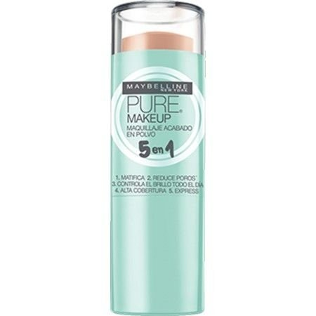 Base Maybelline Pure Makeup Bastão Cor Beige Natural