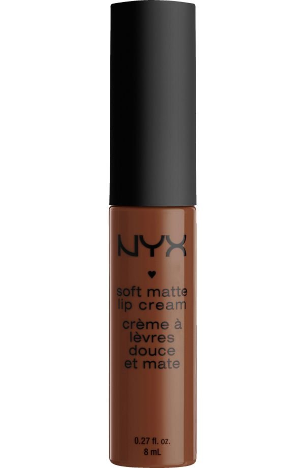 Batom Líquido Soft Matte Lip Cream Nyx 8ml Cor Berlin