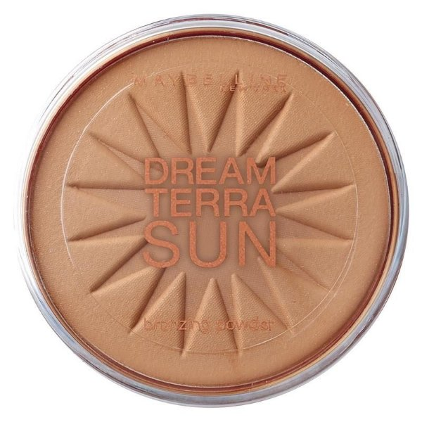 Pó Bronzeador Maybelline Dream Terra Sun Cor Bronze