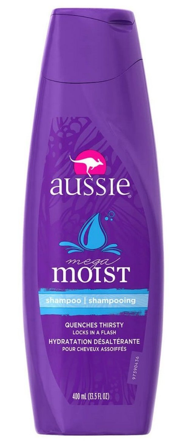 Shampoo Mega Moist Aussie 400ml