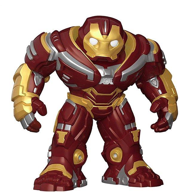 Funko Pop Hulkbuster (Super Sized Pop) - Vingadores Guerra Infinita #294