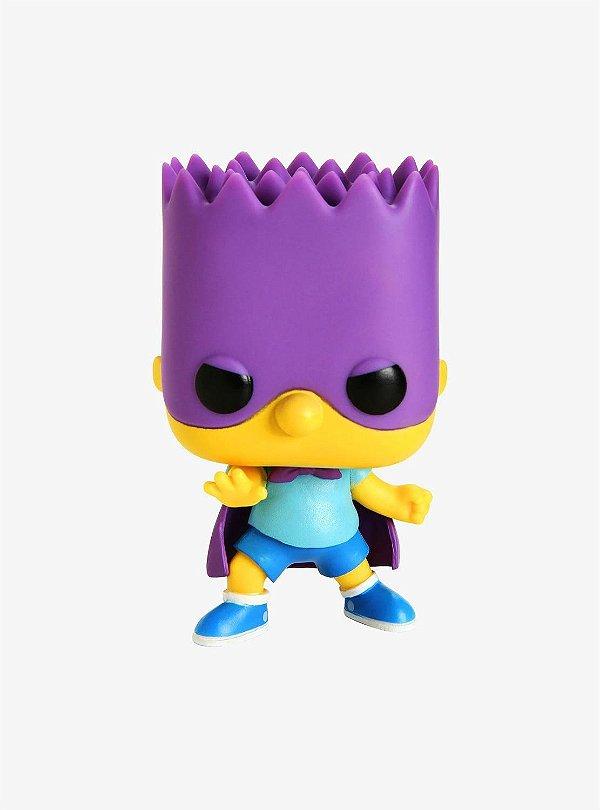 Funko POP Bartman Bart - Os Simpsons #503