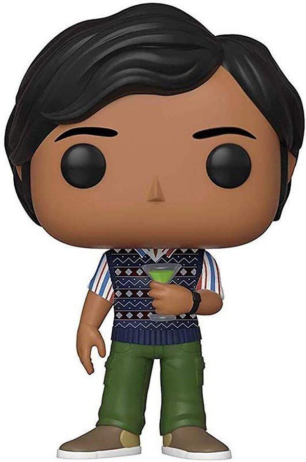 Funko POP Raj Koothrappalli - The Big Bang Theory #781