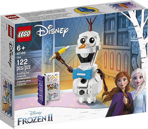 Lego Disney Frozen 2 - Olaf #41169
