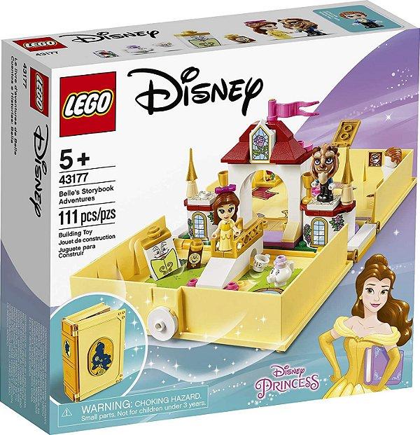 Lego Disney Princess Aventuras do Livro de Contos da Bela #43177