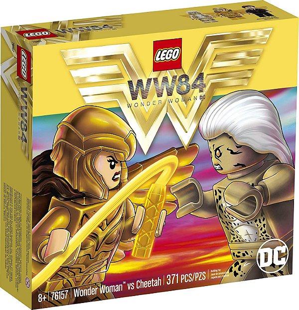 Lego DC Super Heroes - Mulher-Maravilha vs Cheetah #76157