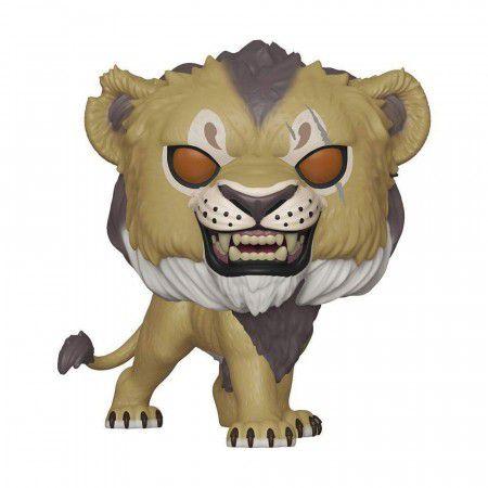 Funko POP Scar - O Rei Leão #548
