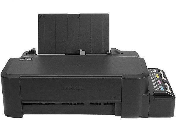 Impressora Multifuncional Ecotank L120 - Epson Preto