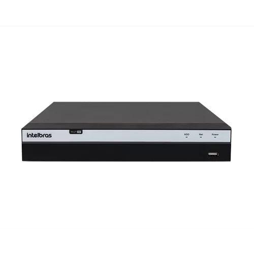 DVR Intelbras MHDX 5208 Gravador Digital de Vídeo 8 Canais 4K Ultra HD