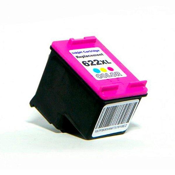 Cartucho de Tinta Compativel HP 662xl (CZ106) 13-15ml