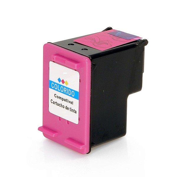 Cartucho de Tinta Compativel HP 664xl (F6V30) Color 12ml