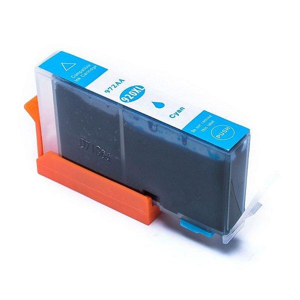 Cartucho de Tinta Compativel HP 920XL (CD972) Ciano