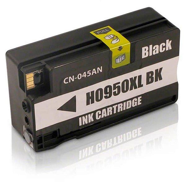Cartucho de Tinta Compativel HP 950XL (CN045) Preto 80ml