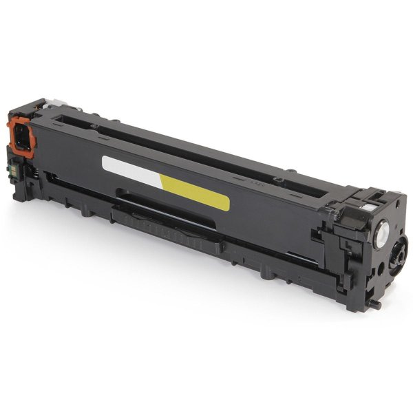 Cartucho de Toner Compatível Hp Cb542A Ce322A Cf212A Amarelo