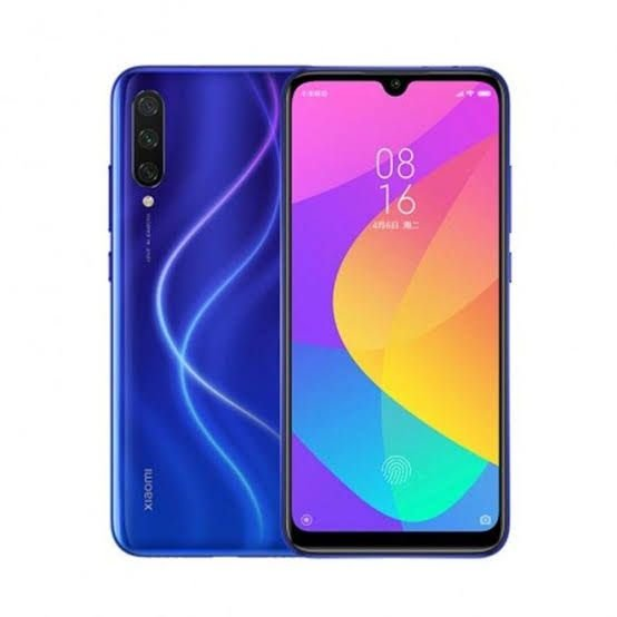 Smartphone Xiaomi Mi A3 128Gb ( Not just Blue ) Azul