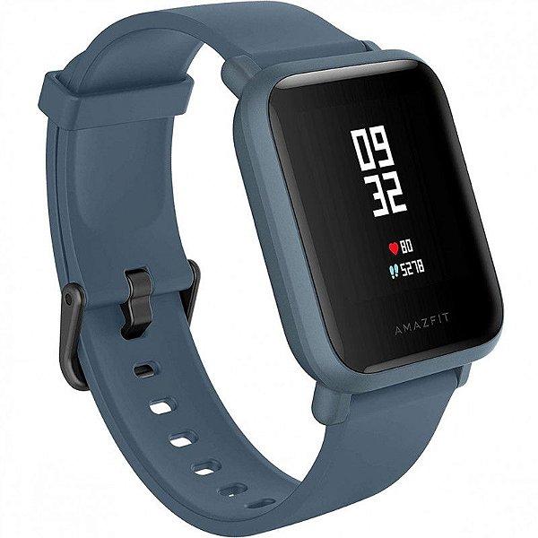 Smartwatch Amazfit Bip Lite Azul  Bluetooth GPS - Xiaomi