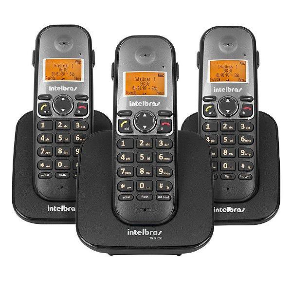 Telefone sem Fio Ts 5123 -  Intelbras