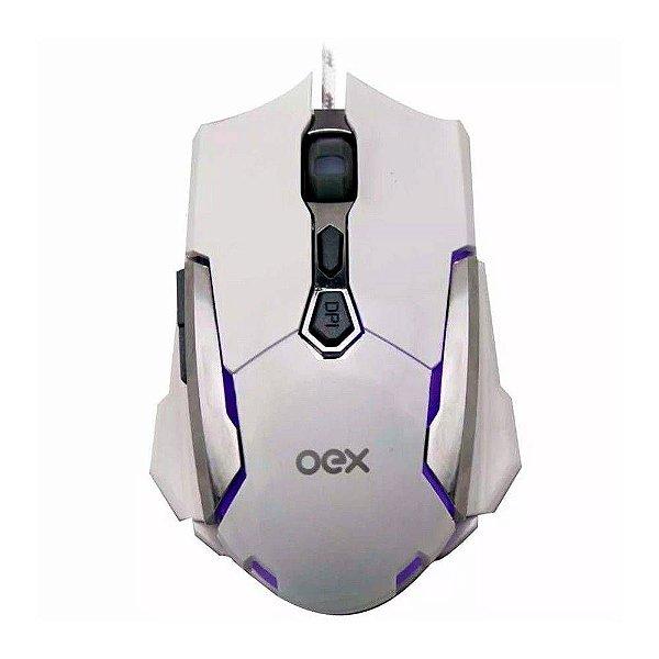 Mouse Gamer Ms308 com 7 Botões - Oex