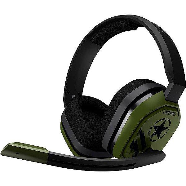 Fone de Ouvido Gamer A10 Pc Call Of Duty Edition - Astro