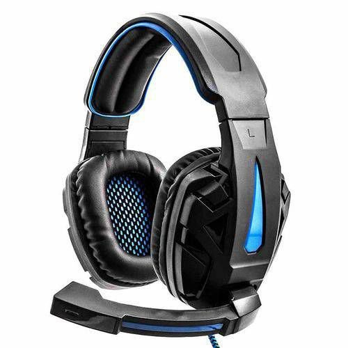 Fone de Ouvido Gamer + Headset  Df-96 - Dex