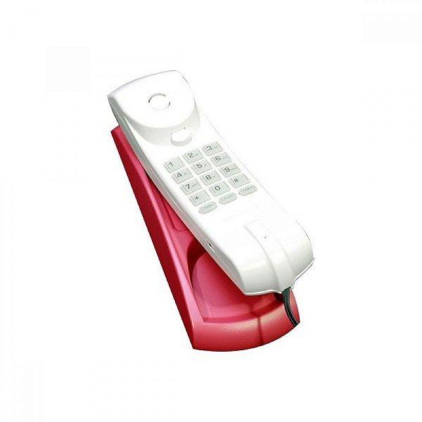 Telefone com Fio Gondola TC20 CZ Artico/Rosa - Intelbras