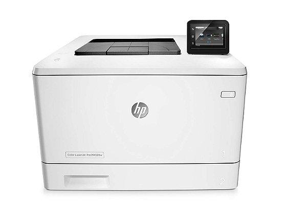 Impressora Color LaserJet Pro M452DW - HP