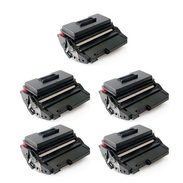 Kit 05 Cartuchos de Toner Compatível Samsung Mld4550 / 4551