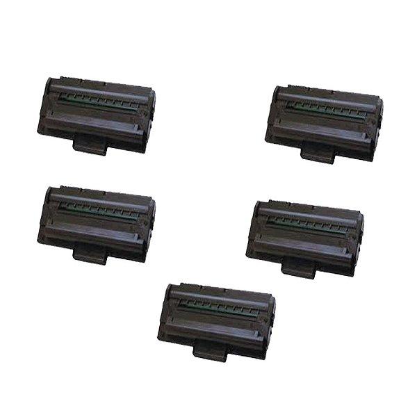 Kit 05 Cartuchos de Toner Compatível Samsung Scx4100 / Ml1710