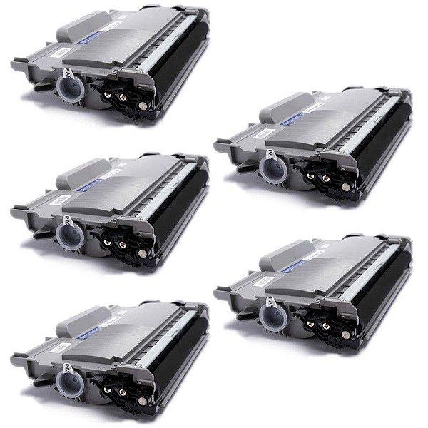 Kit 05 Cartuchos de Toner Compatível Brother Tn410/tn420/450