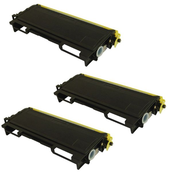 Kit 03 Cartuchos de Toner Compatível Brother Tn350