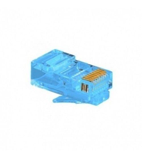 Conectores RJ-45 Macho Fast Track Plug - Gts Network
