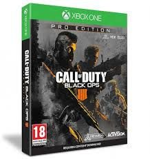 Jogo Call Of Duty Black Ops 4 Xbox One - Activision